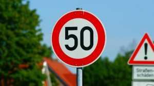 В России установят уменьшенные дорожные знаки