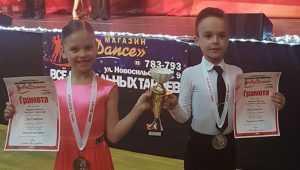 Танцоры из брянской «Фантазии» завоевали «серебро» на первенстве ЦФО