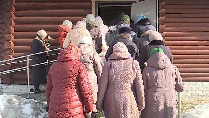 В Брянск доставили мощи блаженной Матроны Московской