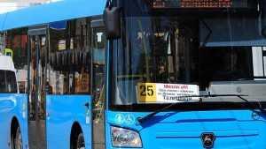 В Брянске продлили время работы автобуса № 25 в вечерние часы