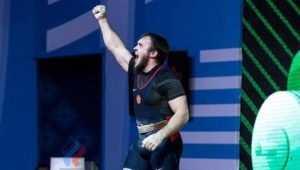 Брянец Егор Климонов завоевал Кубок мира по тяжёлой атлетике