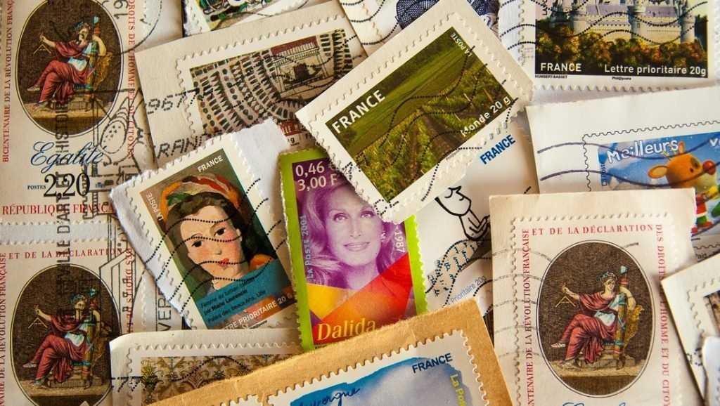 Зачем нужны почтовые марки