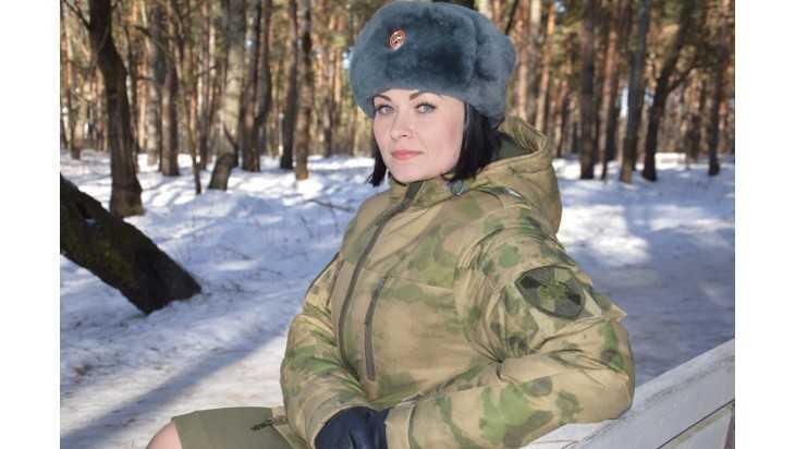Брянская участница отправится на конкурс «Краса Росгвардии»