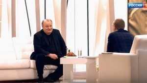 Брянский актёр Борис Каморзин раскрыл тайны на телеканале «Россия 1»