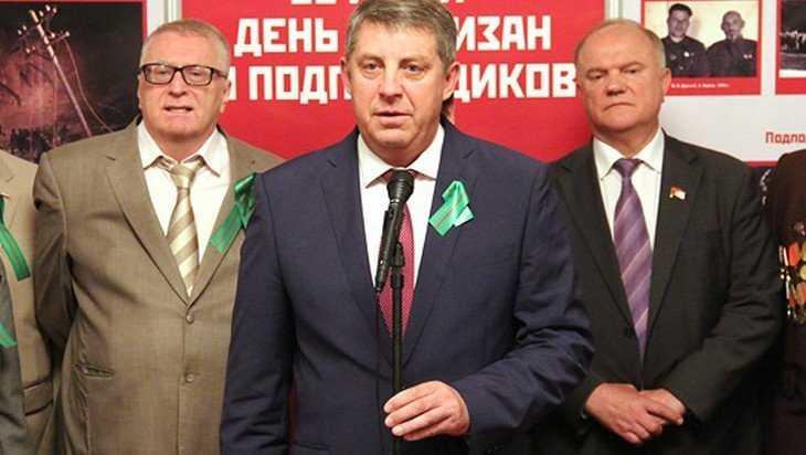 Брянскому коммунисту Куприянову отвели роль в борьбе против Зюганова