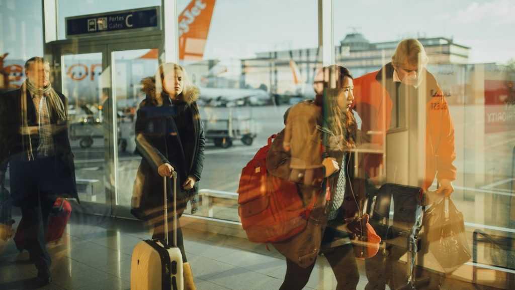 Покупка билетов на самолёт в режиме онлайн
