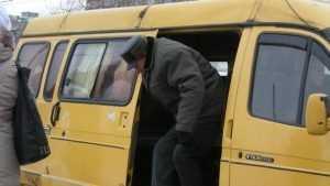 Стоимость проезда в брянских маршрутках выросла на 10 рублей
