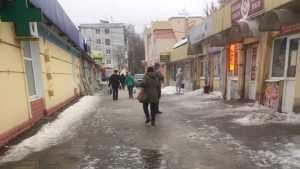 «Позор администрации»: брянцы потребовали борьбы с гололёдом