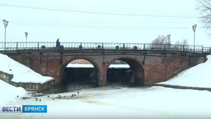 В Новозыбкове отремонтируют мост 1809 года постройки