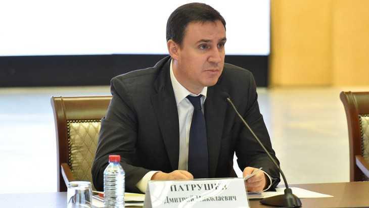Министр Патрушев высоко оценил сельское хозяйство Брянской области
