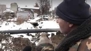 В Брянске строители разрушили коллектор и обрекли 20 домов на потоп