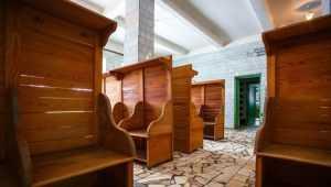В Брянске закроют легендарную баню № 5 на улице Пионерской