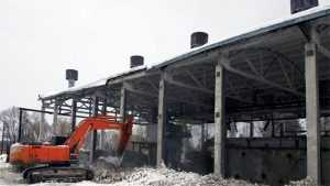 В Сураже на фабрике «Пролетарий» построят паровую котельную
