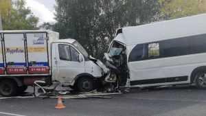 В Брянске водителя грузовика осудили на два года за смертельное ДТП