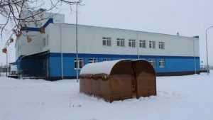 В Комаричском районе к открытию подготовили ФОК