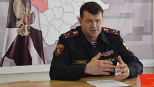 Брянский спецназ Росгвардии за год выполнил более 500 боевых заданий