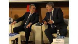 Брянский губернатор провел переговоры с вице-премьером Виталием Мутко