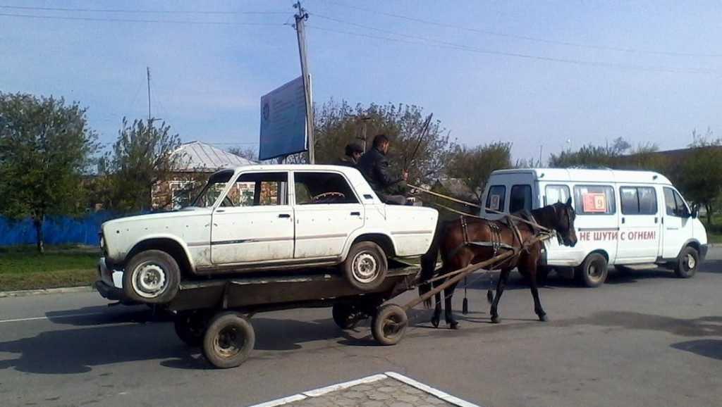 Столичная полиция задержала брянца за кражу автомобиля