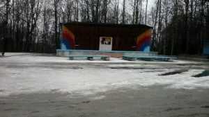 В Брянске Центральный рынок и «Соловьи» признали слишком скользкими