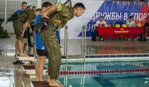 Брянские артиллеристы стали третьими на чемпионате армии