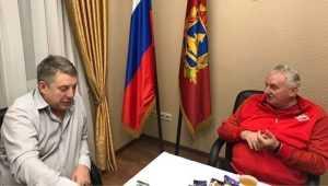 В Брянск приедет легендарный футболист Юрий Гаврилов