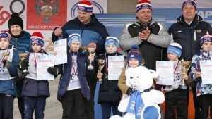 Владимир Попков дал старт «Лыжне России-2019» на Брянщине
