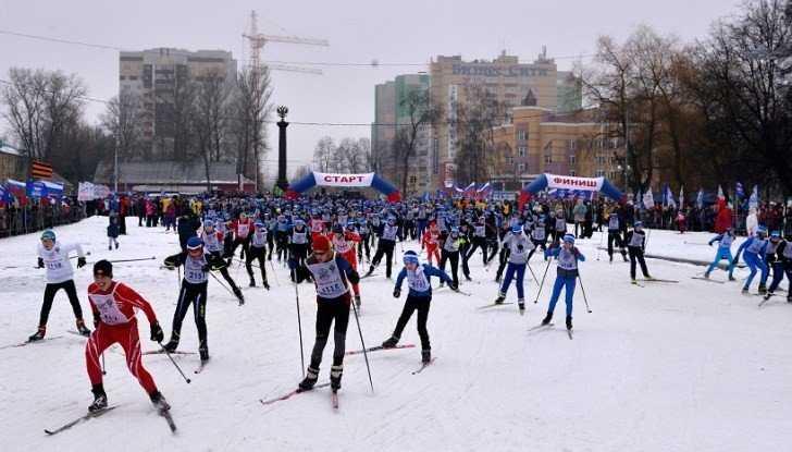 В Брянске рассказали о подготовке к «Лыжне России-2019»