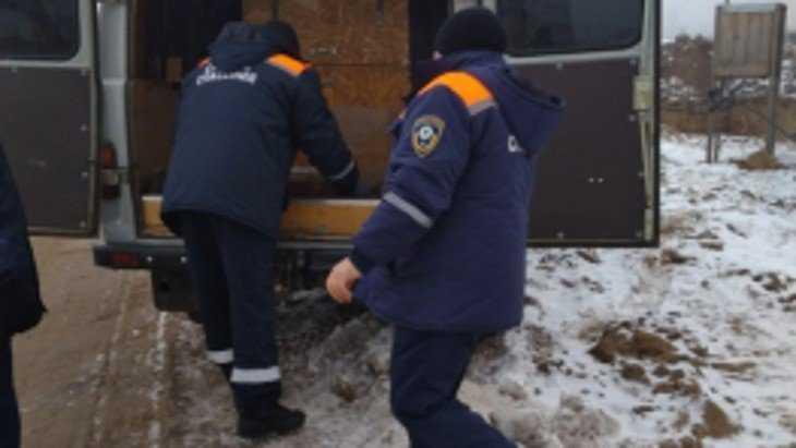 В центре Брянска нашли авиабомбу и два снаряда