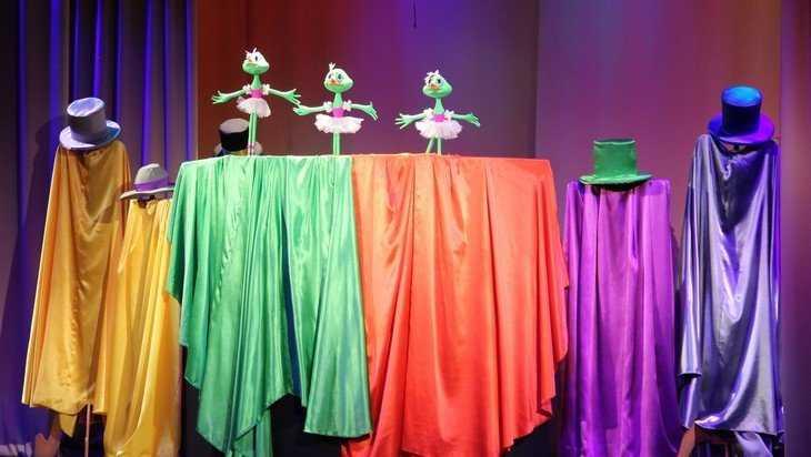 В Брянске возрожденный театр кукол принял первых гостей и зрителей