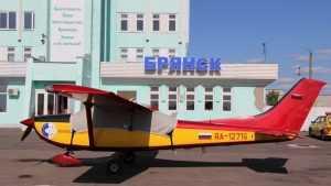 Разработан генеральный план реконструкции аэропорта «Брянск»