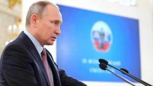 Путин назвал причину появления проблемы обманутых дольщиков