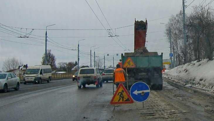 Для уборки снега в Брянске использовали 129 единиц техники