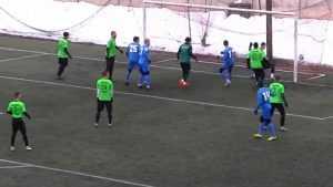 Брянское «Динамо» проиграло первый контрольный матч в этом году