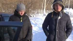 В Брянске попались с наркотиками таксист и его подруга