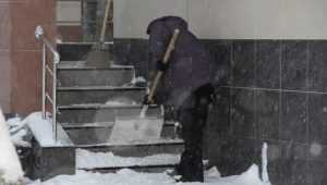 В Брянске объявили предупреждение из-за снегопадов 14 февраля