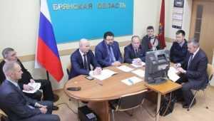 Брянскую область похвалили за работу с казачьей молодёжью