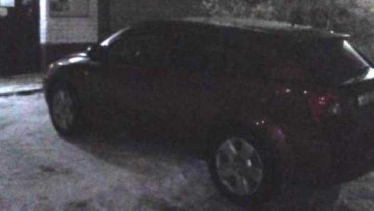 В Брянске водителя Dodge оштрафовали за стоянку на тротуаре