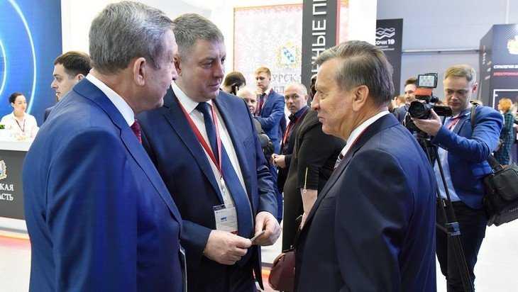 Брянский губернатор принял участие в инвестиционном форуме Сочи