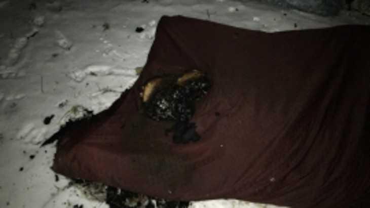 В Унече мужчина едва не сгорел в собственной постели
