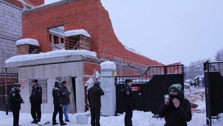 Подал в отставку брянский судья, отказавший в сносе рухнувшего у рынка здания