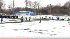 Брянское «Динамо» разгромило «Орёл»