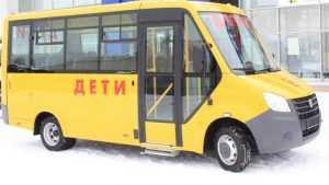 Комфорт нового школьного автобуса порадовал ребят из брянских сел