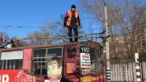 Брянск может остаться без троллейбусов из-за долга в 5 млн рублей