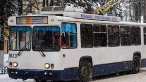 Власти Брянска опровергли слухи об отключении троллейбусов из-за долгов