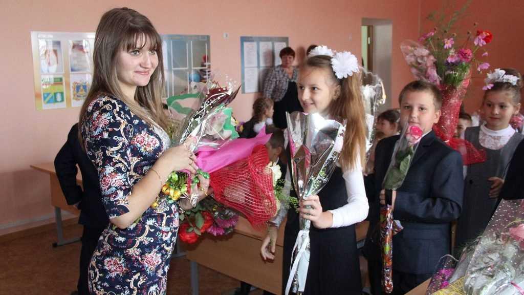 Средняя зарплата брянских учителей достигла 23942 рублей
