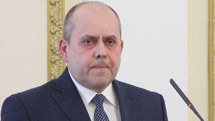 В Брянске присягнул новый защитник предпринимателей Сергей Рондиков