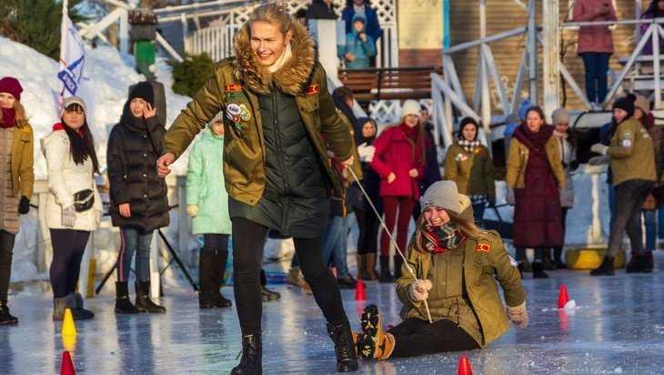 В Брянской области отметили День Российских студенческих отрядов