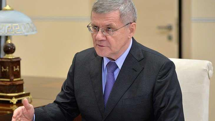 Генпрокурор Чайка приказал найти пропавшие в Брянске 2,5 млрд рублей