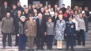 Брянский военно-патриотический клуб «Резерв» отпразднует свое 40-летие