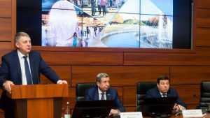 Брянский губернатор встретился со студентами медицинского университета
